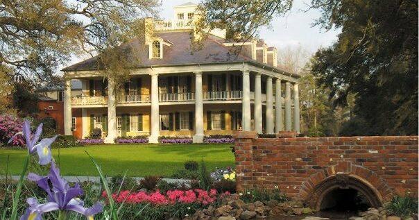 Houmas House Wins Louey Award, Louisiana Bed and Breakfast Association