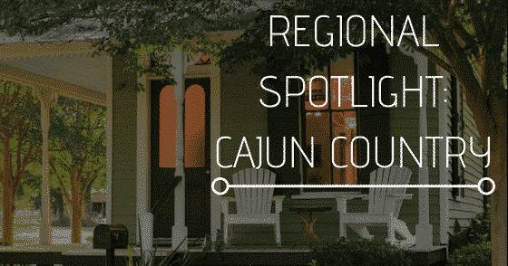 Regional Spotlight: Cajun Country, Louisiana Bed and Breakfast Association