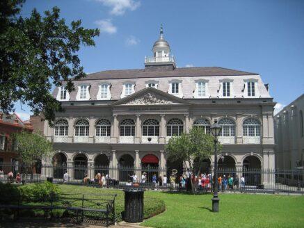 The Cabildo, New Orleans