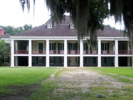 Destrehan Plantation in Destrehan, La.