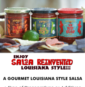 Louisiana Foods, Seasonings & Spirits, Louisiana Bed and Breakfast Association