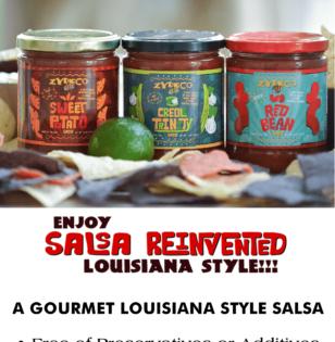 Louisiana Foods, Seasonings & Spirits, Louisiana Bed and Breakfast Association