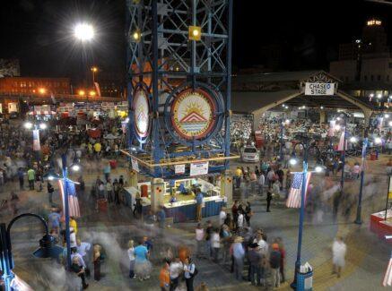 Red River Revel Festival in Shreveport