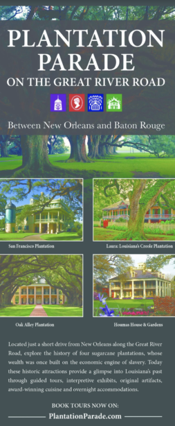 Advertisers, Louisiana Bed and Breakfast Association