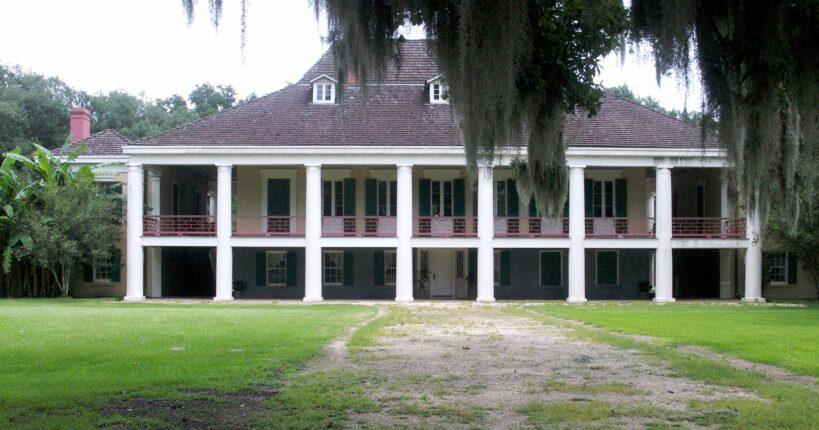 Destrehan Plantation in Destrehan, La.