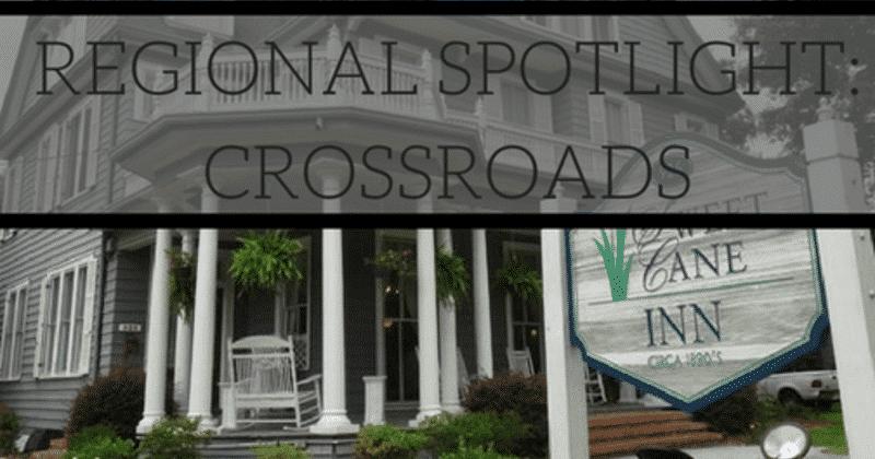 Regional Spotlight: Crossroads, Louisiana Bed and Breakfast Association